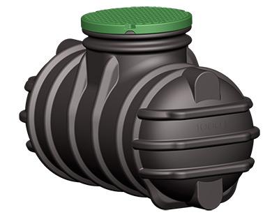 Емкость для подземной установки 1000 л