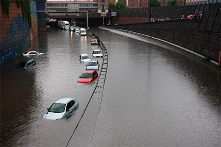 Дренажные системы и наводнения