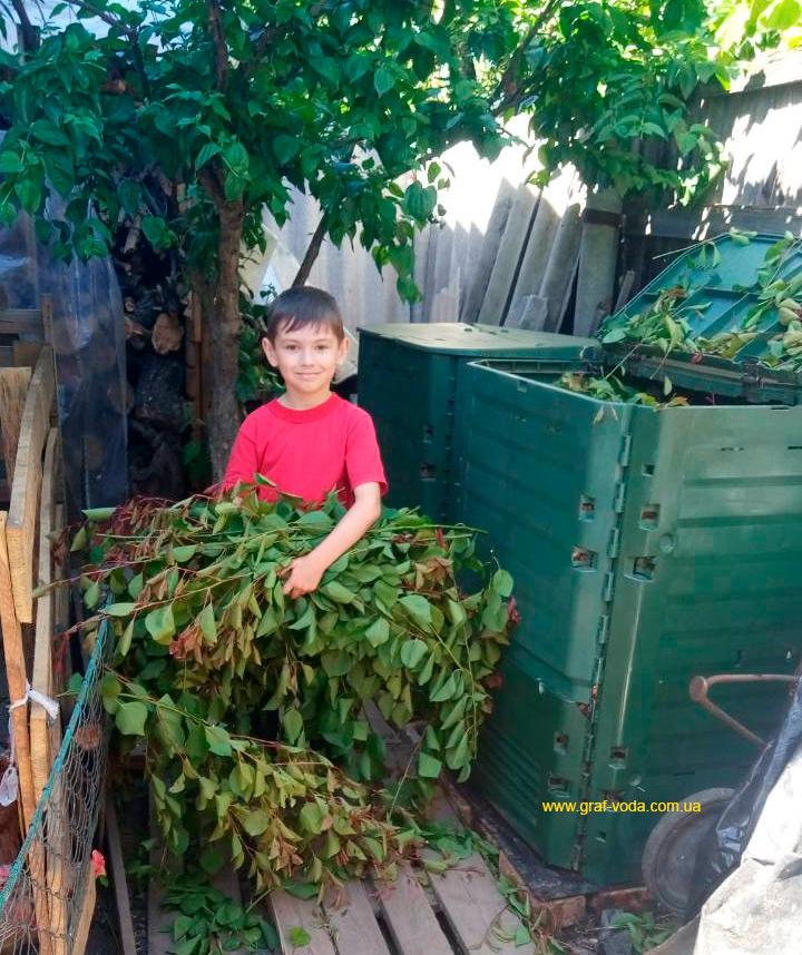 Компостирование как способ утилизации отходов