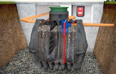 Аэрационная станция очистки сточных вод периодического действия ONE2CLEAN (SBR)
