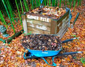 Садовий компост