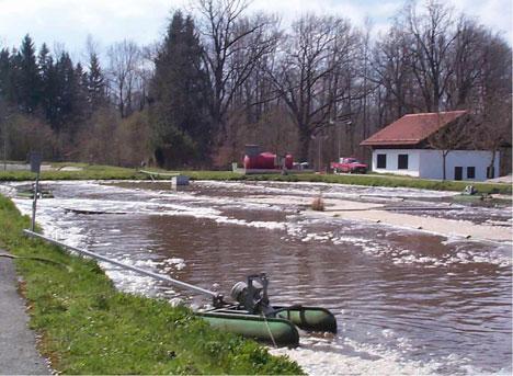 Очищення стічних вод за допомогою SBR технологій