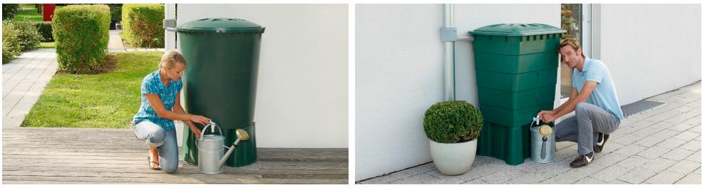 Декоративна ємність для сада та ділянки Toscana