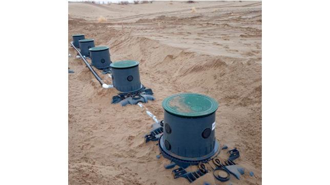 системи очищення господарсько-побутових стічних вод