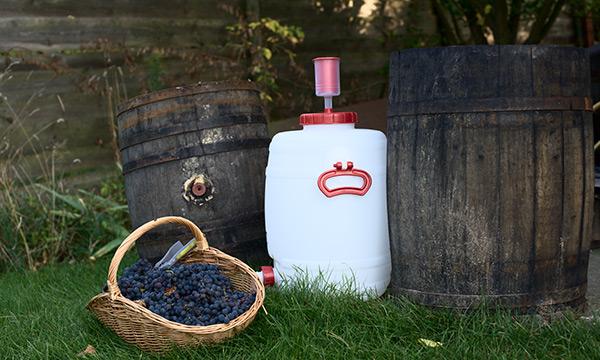 Асортимент для виноробства