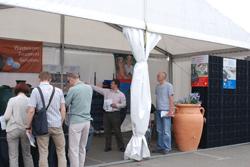 Участие в выставке AquaTerm 2011