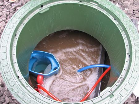 Эксплуатация систем очистки хоз-бытовых сточных вод