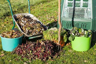 Садовый компост. Корисні поради.