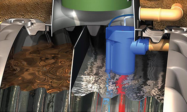 Очистка сточных вод. Путь к современным системам очистки