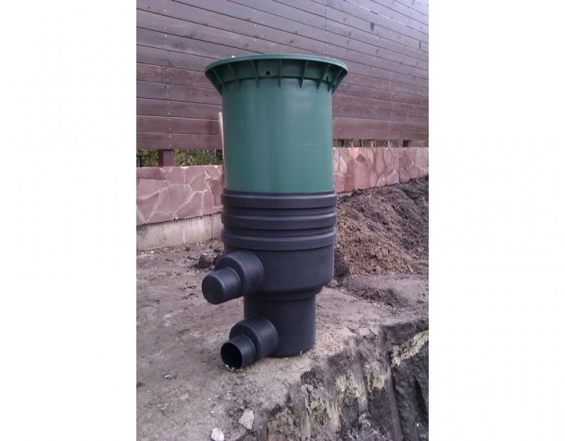 Сбор дождевой воды (Универсальный-фильтр-3)